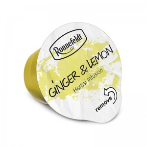 MY GINGER & LEMON BREEEZE